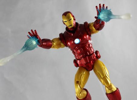 Mezco ONE:12 Iron Man