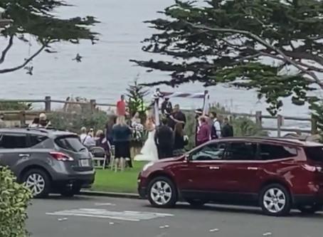 Wedding at Lover's Point-COVID Era Reality