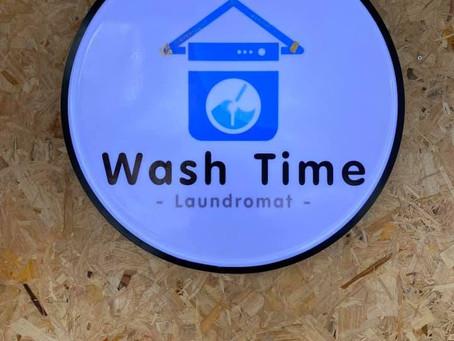 ร้านสะดวกซัก WashTime