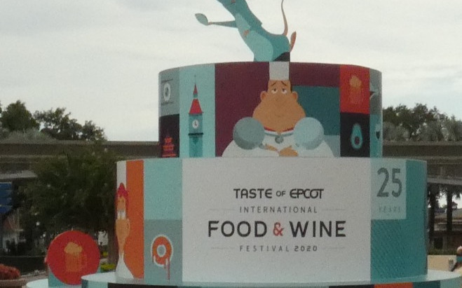 4 Reasons Why You Should Go To The Disney Food And Wine Festival