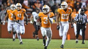 Tennessee trounces Tigers 35-12, extends winning streak to eight games