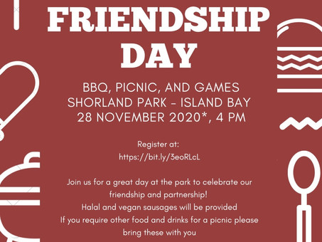 NZ-Indonesia Friendship Day BBQ