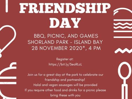 NZ-Indonesia Friendship Day BBQ