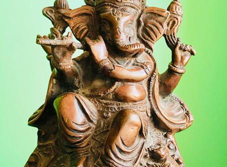 Message de Ganesha - 27.03.2020