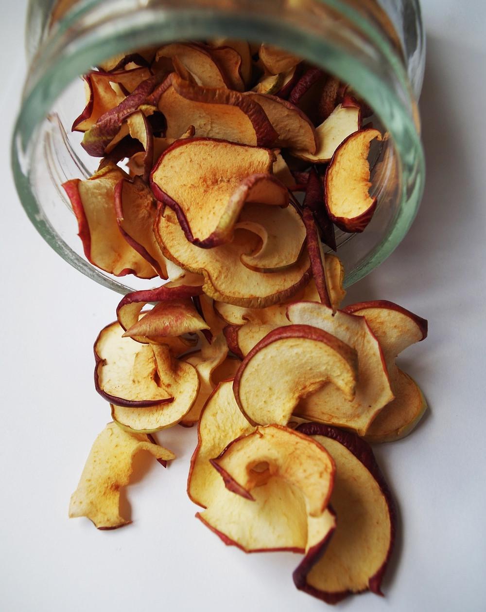 džiovinti obuoliai, arbatos receptai, vmgonline.lt