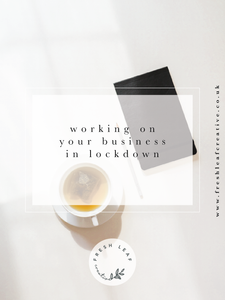 How to grow your business during social distancing | what to work on