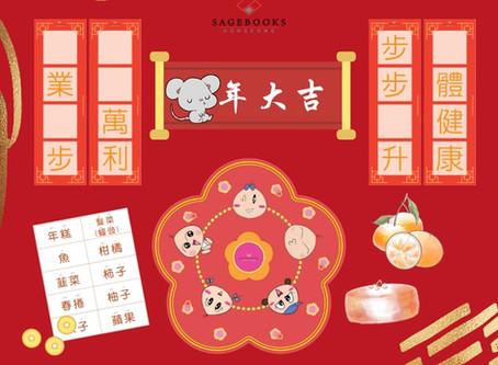農曆新年祝福語