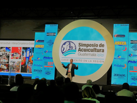 Gabriel Biguria, sales for #ACUAMAYA, brimmed with optimism as he spoke of the country's potential