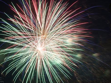 Donaldson Park Fireworks