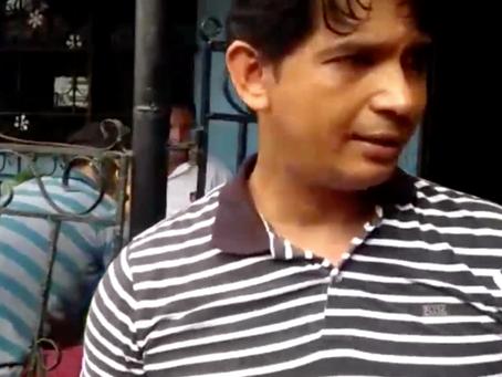 En video   El dramático relato del hombre que busca a su esposa e hijas arrastradas por arroyo