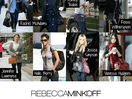 REBECCA MINKOFF女孩們絕對不能錯過的包包品牌。情人節最低折扣75折