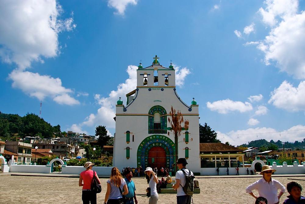 Iglesia en Chiapas