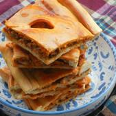Spanish Style Empanada with Tuna & Pimenton from Galicia