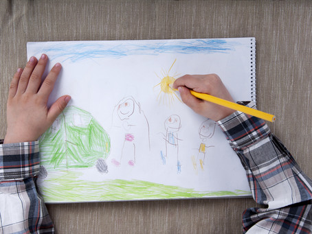 Draw and Tell Technique