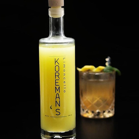Minder alcohol in Dry January? Probeer deze cocktail!