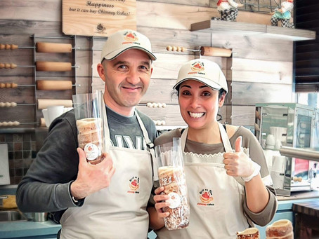 Roll On Two brings Chimney Cakes to Halifax, Canada