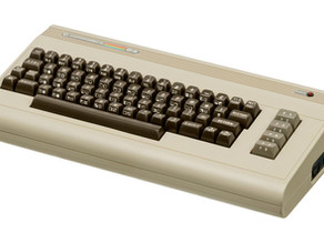The History of Video Games #9: The 8-Bit Home Computers - Commodore C64 - Hardware