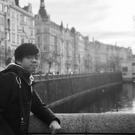 Student Profile: Wilson Lai MLA2
