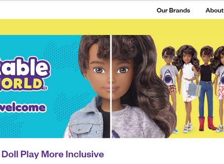 Toy Company Mattel Inc. Launches First Ever Gender Neutral Doll