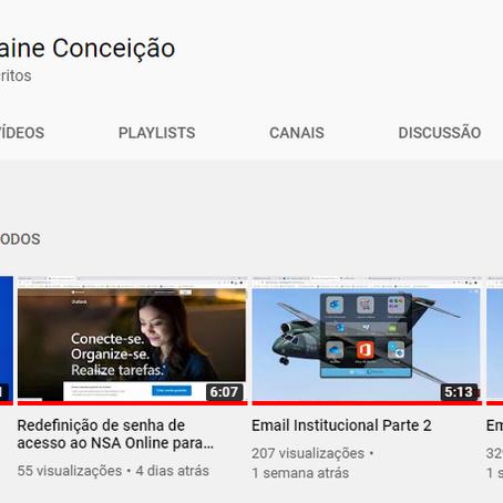 VÍDEOS NSA, @ETEC,...
