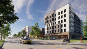 6-Story Apartment Building Planned on Lindell in the Central West End