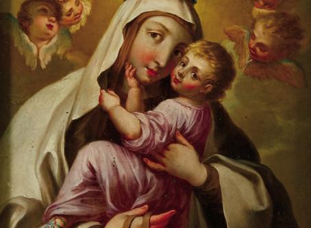 Novena a Nossa Senhora do Carmo (em áudio)