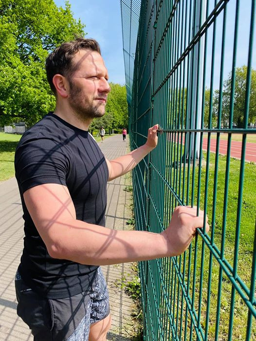 Julien Bertherat, Personal Trainer.