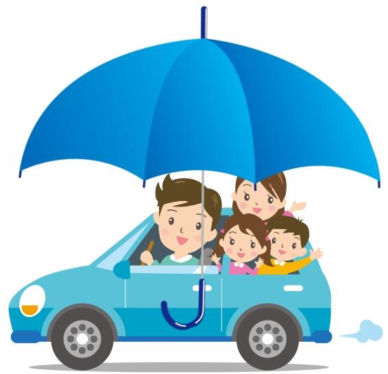 家族を守る自動車保険