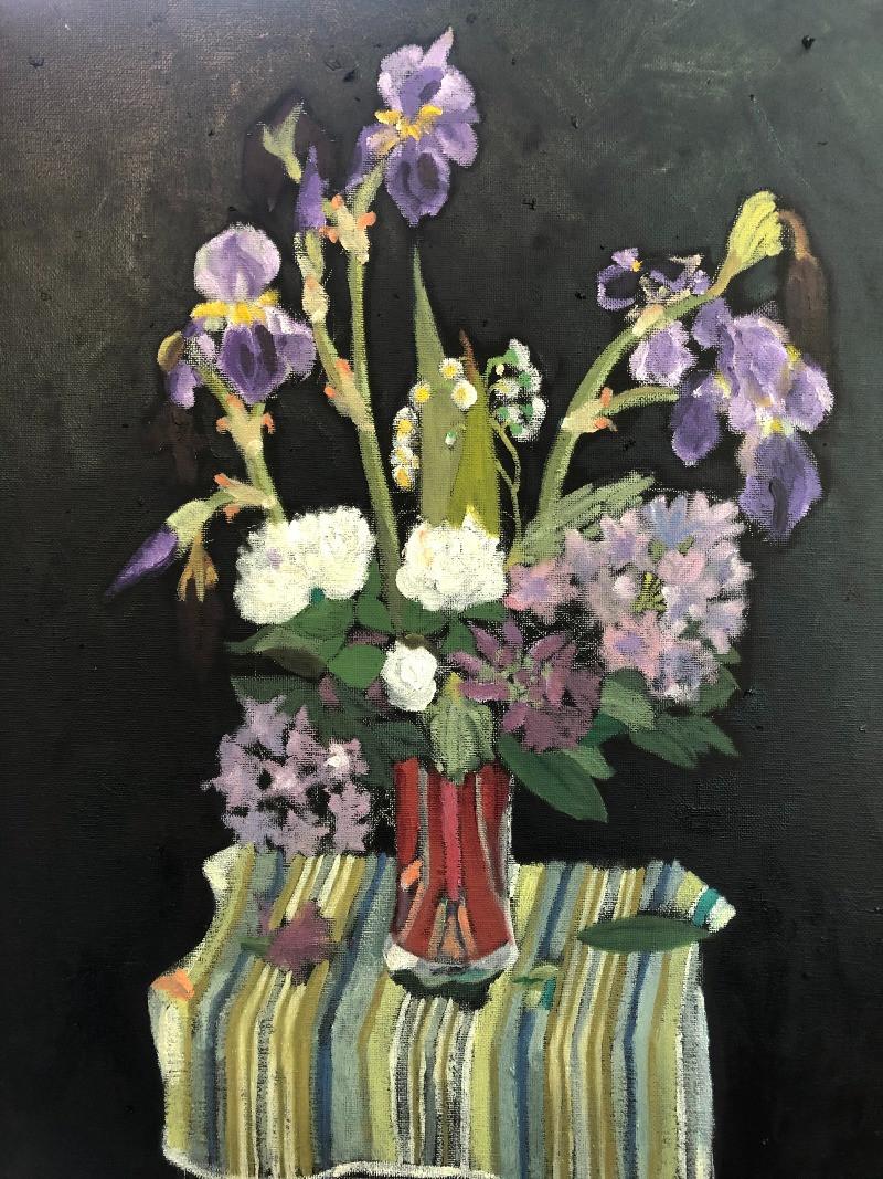 Floral; Flowers; Still Life; Iris