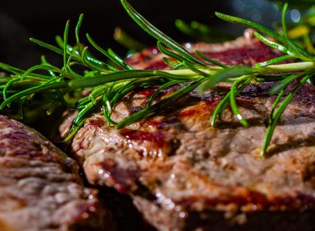 Hälsostatus efter 3 månader med mycket kött