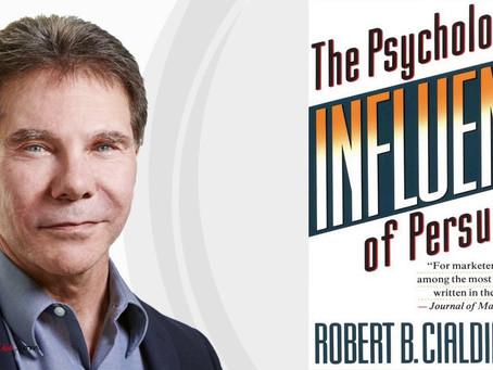 16.  The Science of Persuasion by Robert Cialdini, Arizona State University, USA .
