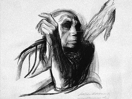 O FANTASMA E OS MORTOS: Kafka e as assombrações na pandemia