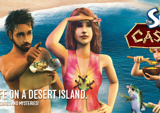 The Sims 2: Castaway (DS)