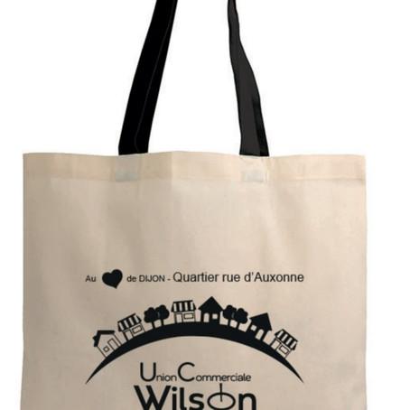votre sac réutilisable ,cadeau!