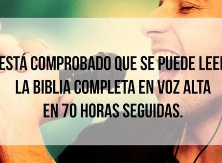 La Biblia no es aburrida