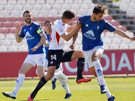 Diego Vicente Jareño nos cuenta el empate del CP Villarrobledo ante el Sevilla Atlético