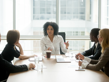 Stand Tall and Step Up: 5 Key Characteristics of Good Leadership