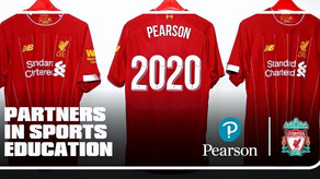 New partnership brings together leading Premier League football club Liverpool FC and Pearson
