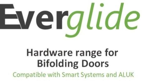 Bifolding Door Hardware Launched!