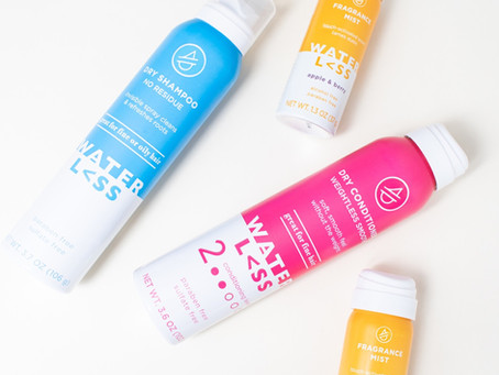 I put my Waterl<ss Dry Shampoo Through a 5 Day Torture Test