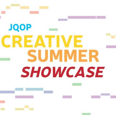 Creative Summer Showcase 2020