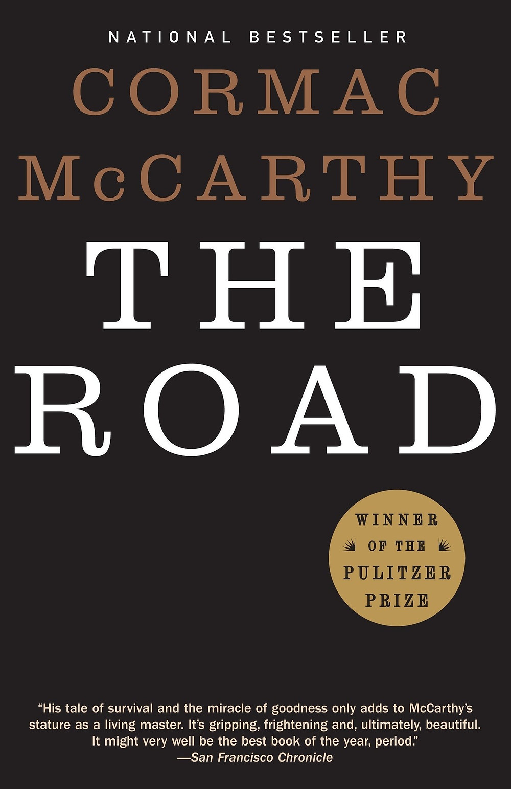 The Road by Cormac McCarthy : the book slut book reviews thebookslut