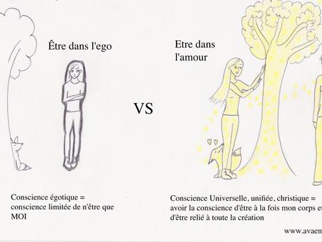 Qu'est-ce que l'ego?
