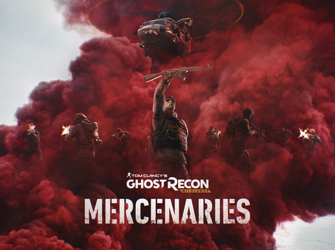 """Tom Clancy's Ghost Recon Wildlands: Spielmodus """"Mercenaries"""" vorgestellt"""
