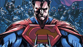 Injustice: Gods Among Us (Semi-Spoiler) Comic Book Review