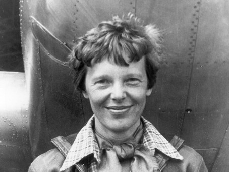This Day in History: Amelia Earhart's record-setting flight across the Pacific