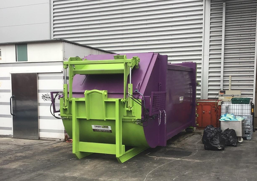 Compactor options