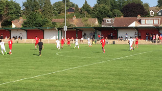 Match report - AFC Hornchurch (a)
