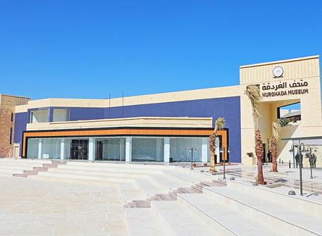 Новый музей открылся в Хургаде