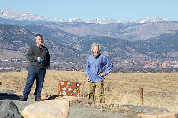 A short visit to Boulder